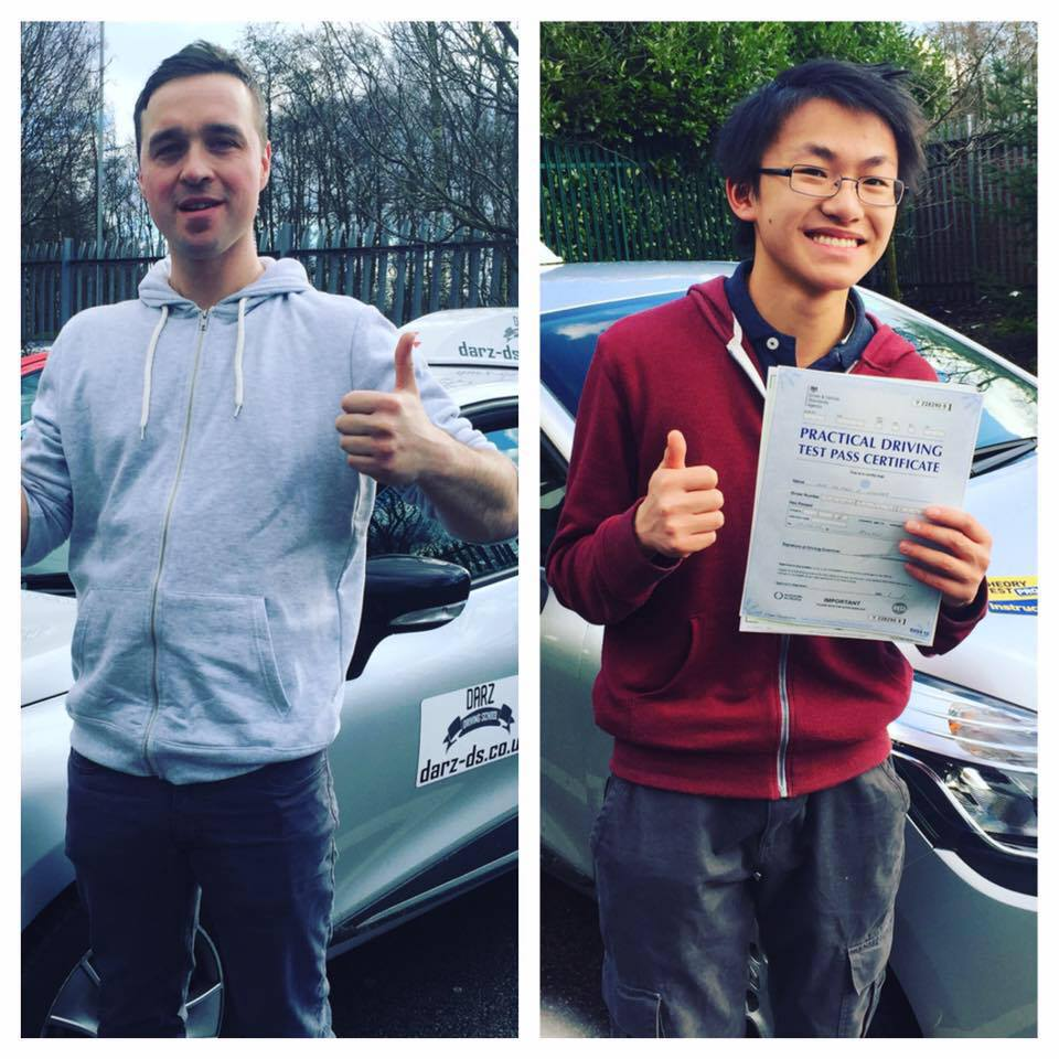 Automatic Driving Lessons old oscott