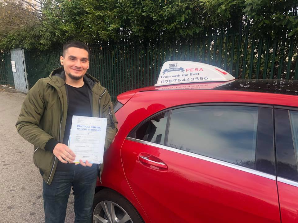 driving lessons in horwich