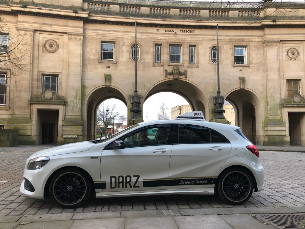 Automatic Driving Lessons in horwich