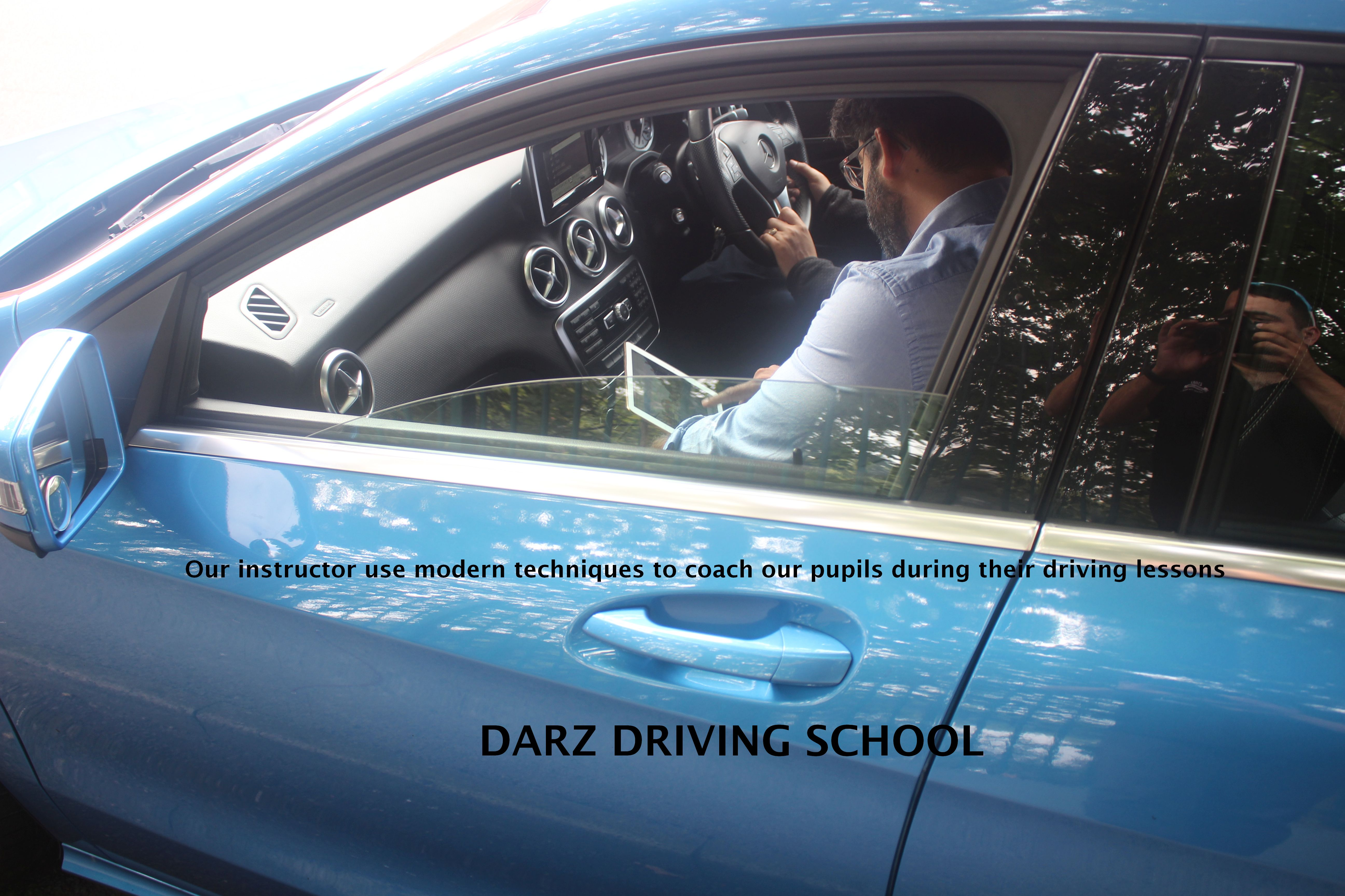 Automatic Driving Lessons in Walkden
