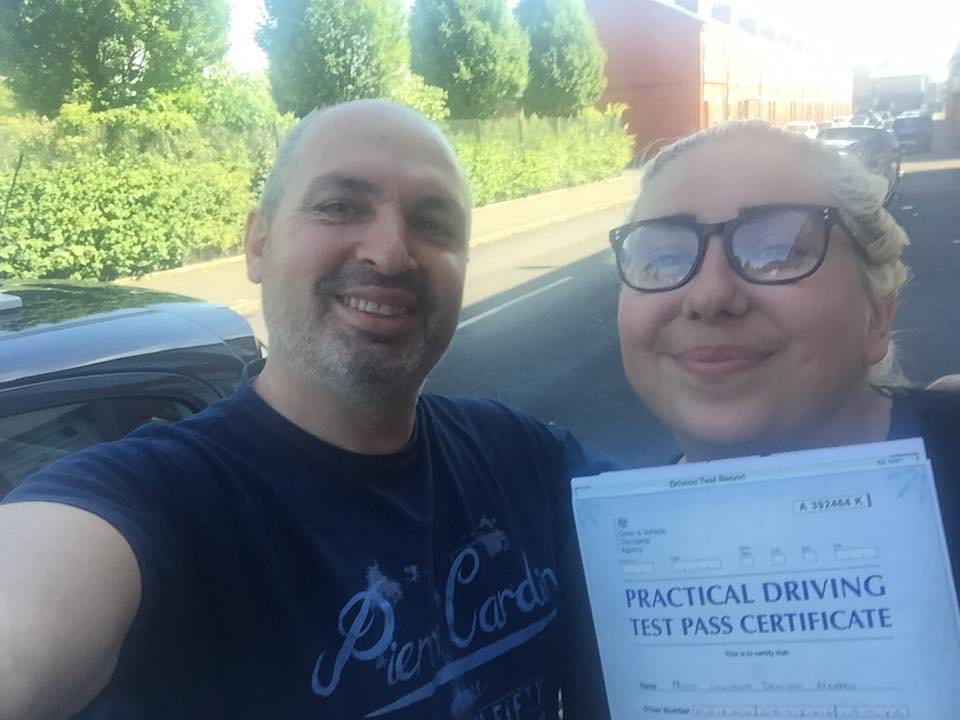 Intensive Driving Lessons in Prestwich